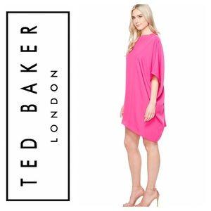 Ted Baker Dresses - New Ted Baker London Oversize Drape Front Dress